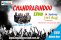 Chandrabindoo Sydney Concert 31st Aug - DIAMOND